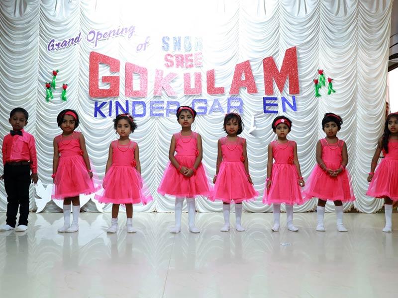 Gokulam Sngmc Central School